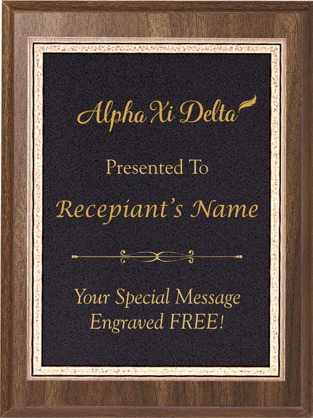 Alpha Xi Delta Awards