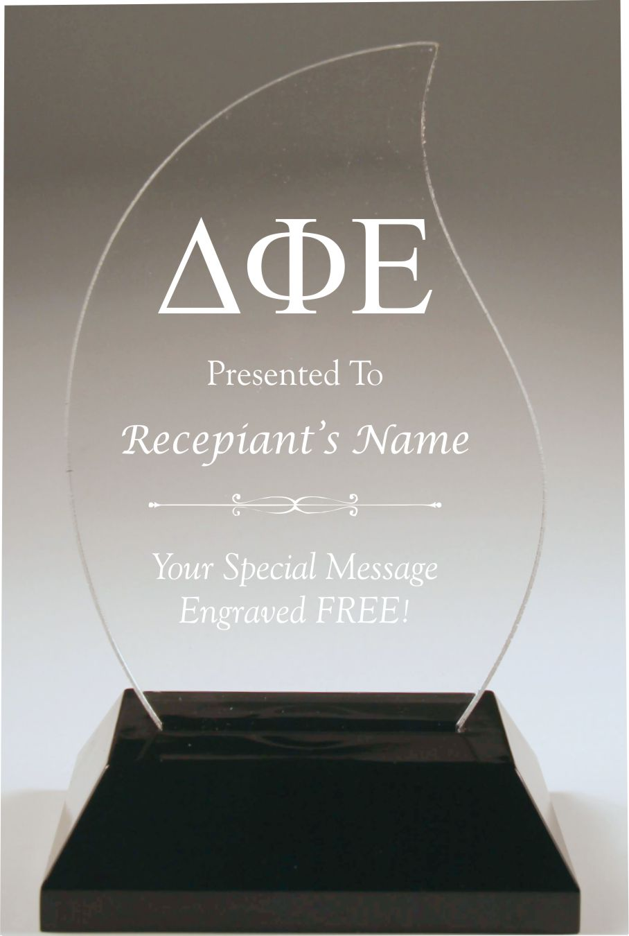 Delta Phi Epsilon Awards