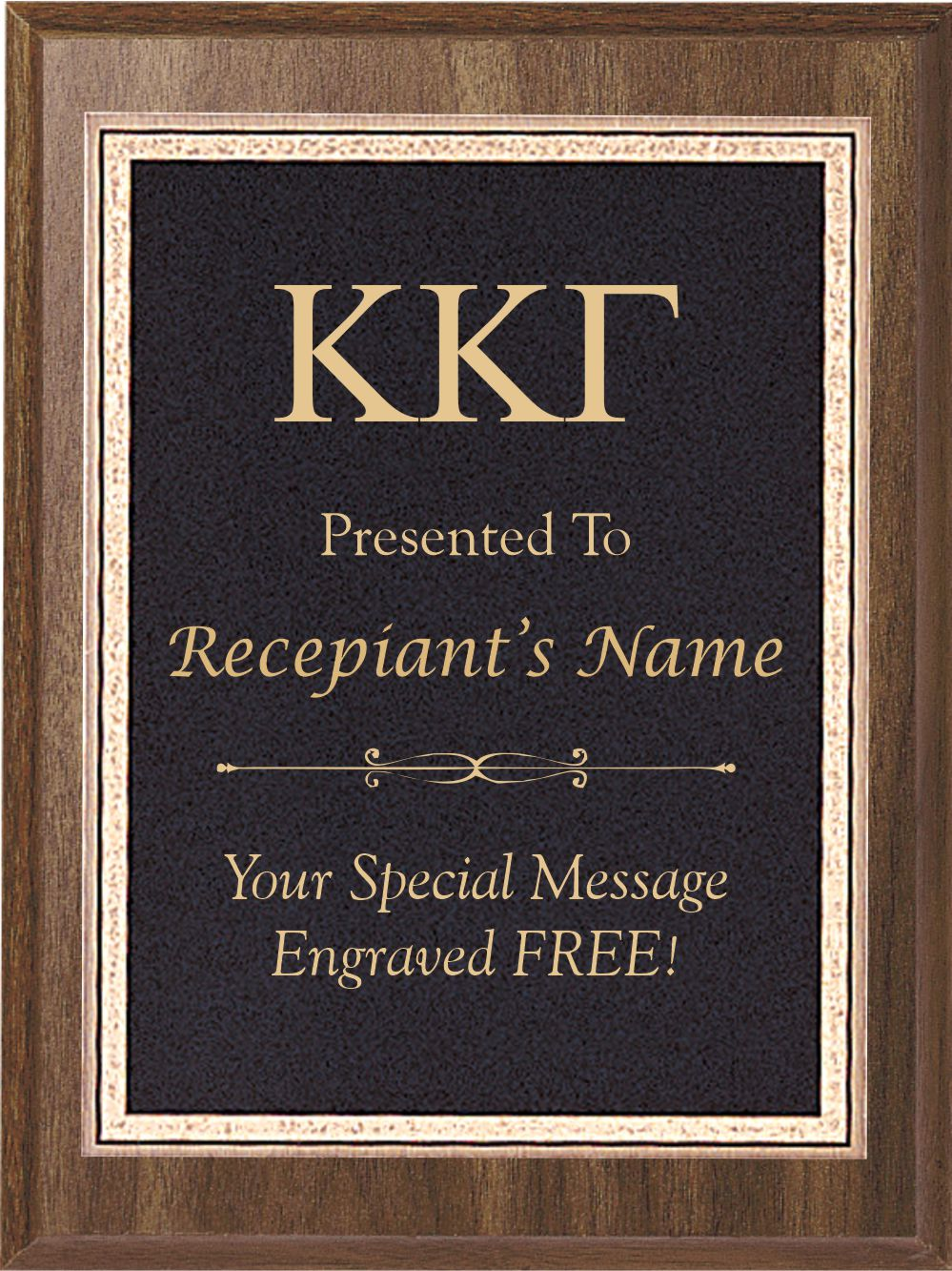 Kappa Kappa Gamma Awards