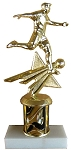 Shooting Star Soccer Trophy 523 - 9
