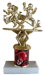 Allstar Action Football Trophy 2 - 8