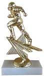 Star Action Football Trophy 634 - 6