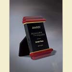 Heritage Black Marble Recognition Plaque