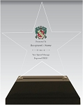 Alpha Gamma Delta Star Acrylic Chapter Award