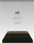 Alpha Phi Star Acrylic Chapter Award