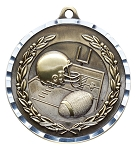 MDC Football Medal