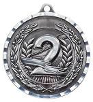 MDC422AS 2nd Place Medal