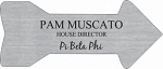 Pi Beta Phi Sorority Name Tags