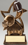 Star Resin Football Trophy 651 - 6