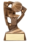 Delta Series Resin Basketball Trophy 722 - 6