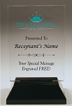 Zeta Tau Alpha Rectangle Acrylic Award