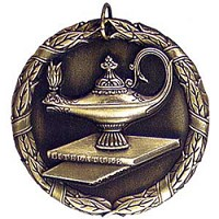 "2"" Knowledge Medal"