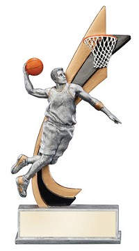 Basketball Trophy - 7""