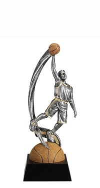 Motion Extreme Basketball Trophy